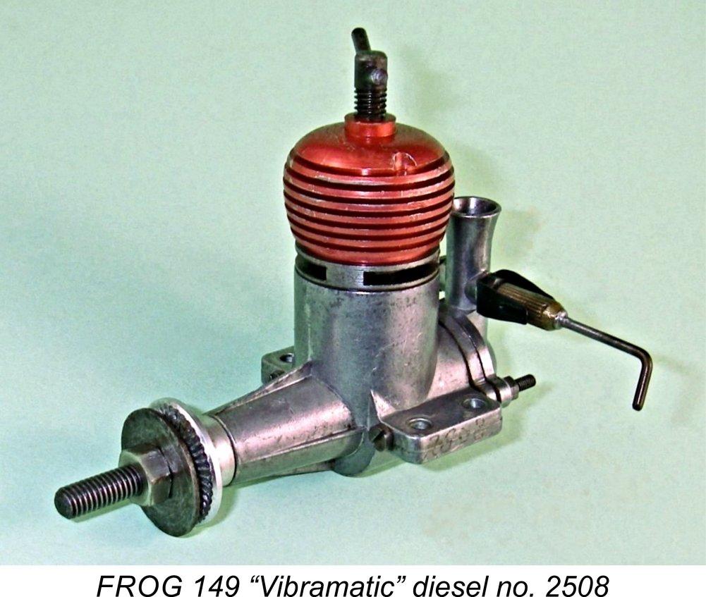 AdriansModelAeroEngines com :: FROG 1 5 cc models